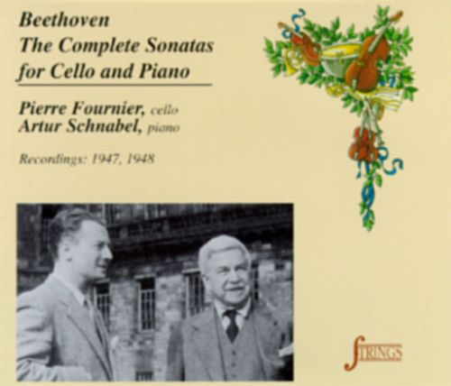Beethoven: The Complete Sonatas for Cello and Piano