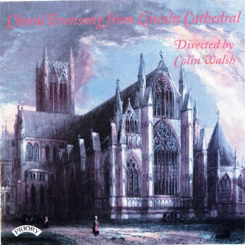 Choral Evensong from Lincoln Cathedral