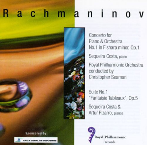 Rachmaninov: Concerto for piano in F#m; Suite for pianos No1