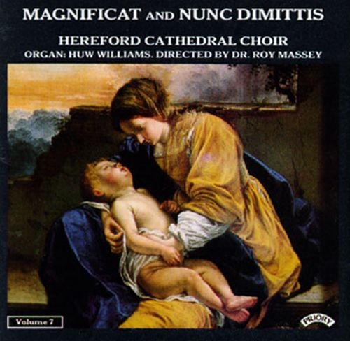 Magnificat and Nunc Dimittis, Vol. 7