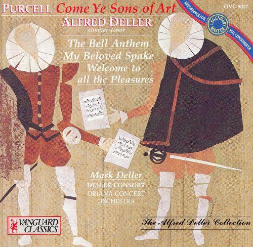 Purcell: Come Ye Sons of Art