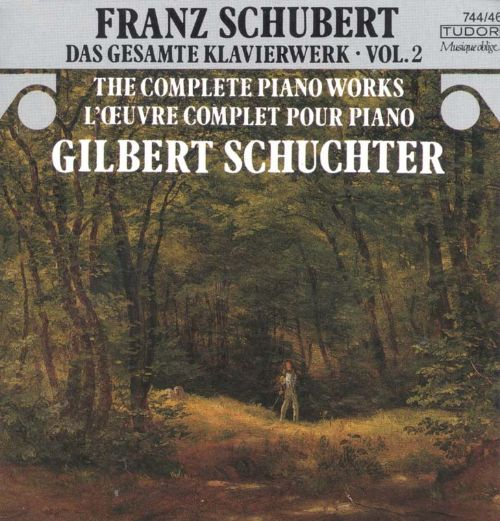 Schubert: Complete Piano Works, Vol. 2