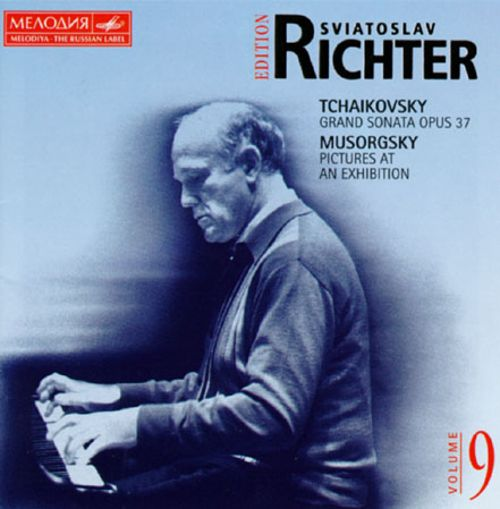 Mussorgsky: Pictures at an Exhibition No1-10; Tchaikovsky: Piano Sonata in G Op37