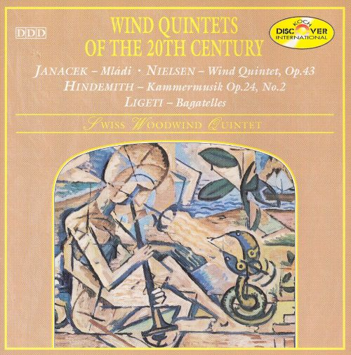 Wind Quintets of the 20th Century