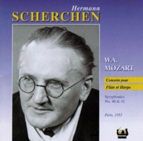 Hermann Scherchen conducts Mozart