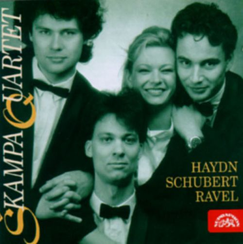 Skampa Quartet plays Haydn, Schubert & Ravel