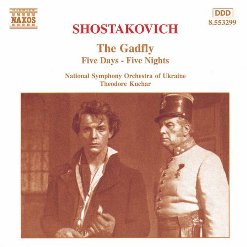 The Gadfly, suite from the film score, Op. 97a (assembled by Atovmyan)