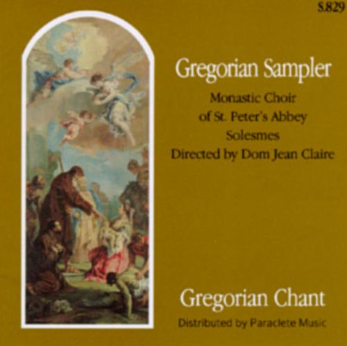 Gregorian Sampler (incl. VHS video