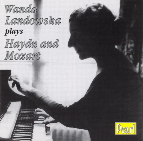 Wanda Landowska plays Haydn and Mozart