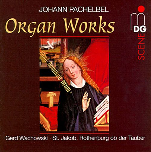 Pachelbel: Organ Works