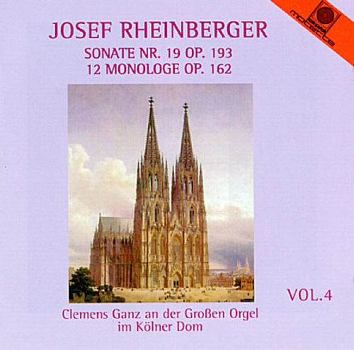 Josef Rheinberger, Vol.4
