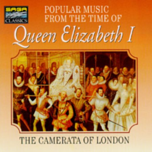 Popular Music from the Time of Queen Elizabeth I