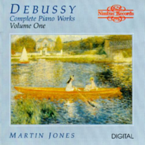 Debussy: Complete Piano Works, Vol. 1
