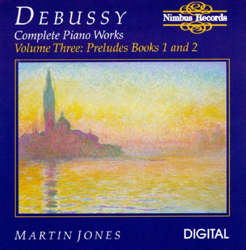 Debussy: Complete Piano Works, Vol. 3