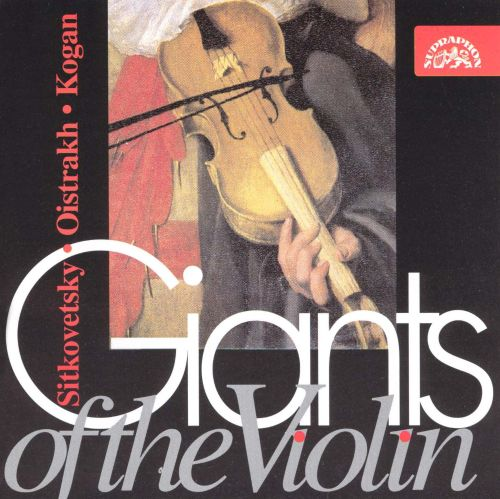 Giants of the Violin