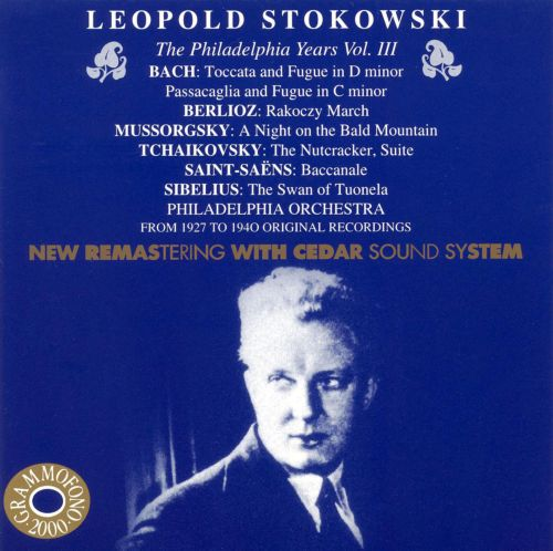 Leopold Stokowski, The Philadelphia Years, Vol. 3