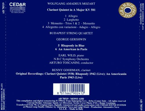 The Classical Repertoire from Mozart to Gershwin