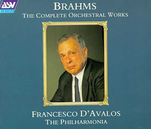 Brahms: The Complete Orchestral Works