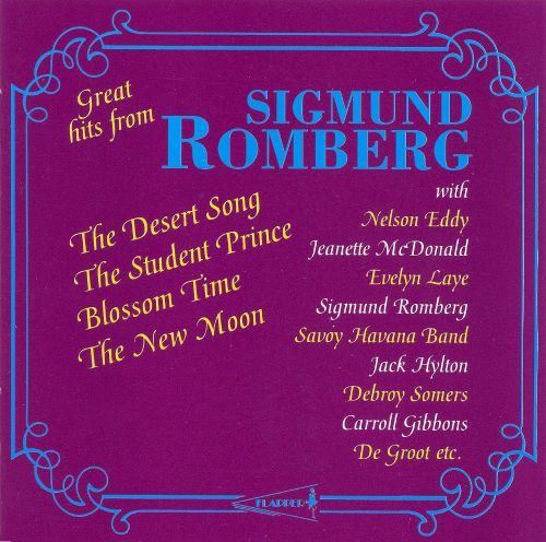 Great Hits from Sigmund Romberg