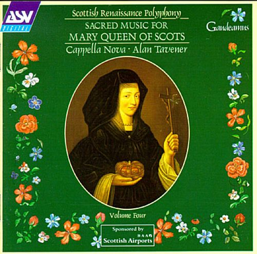 Sacred Music for Mary Queen of Scots