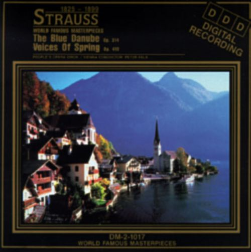 Strauss World Famous Masterpieces