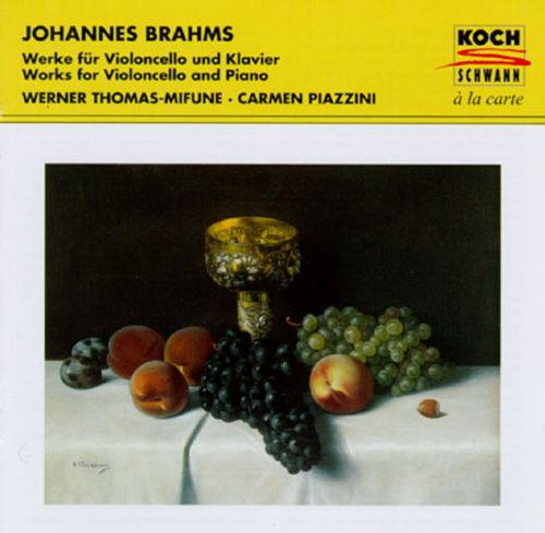 Brahms: Works for Piano and Cello