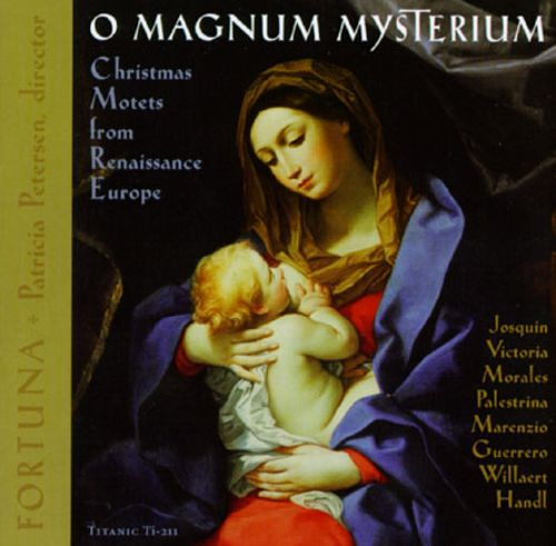 Christmas Motets from Renaissance Europe