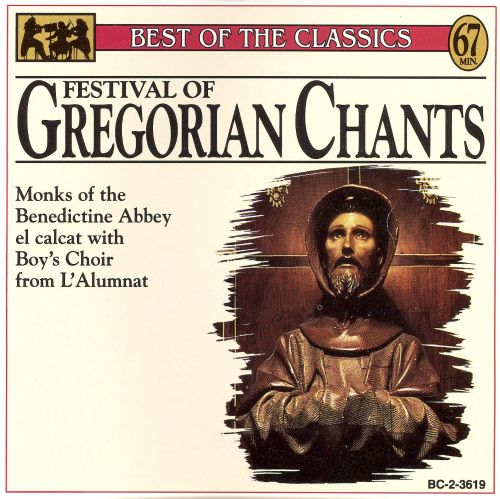 Festival of Gregorian Chants
