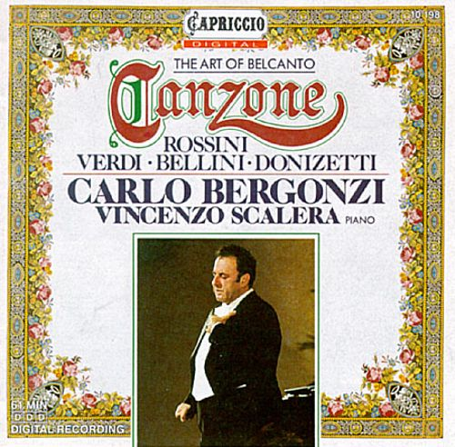 The Art of Belcanto Canzone