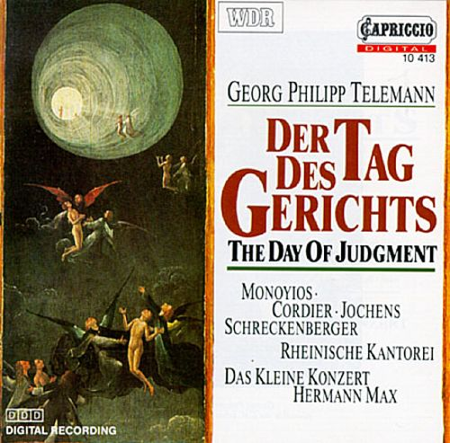 Telemann: The Day of Judgment