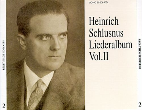 Die Uhr, for voice & piano, Op. 123/3