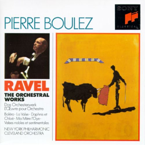 Ravel: The Orchestral Works