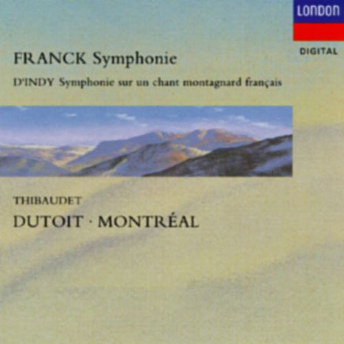 Symphony on a French Mountain Air for piano & orchestra, Op. 25
