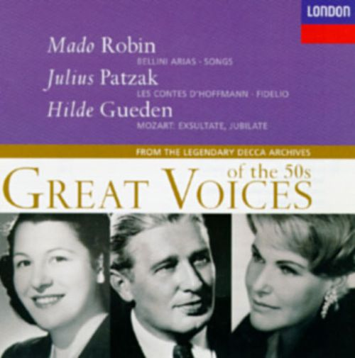 Great Voices of the 50s, Vol. III