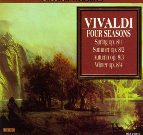 vivaldi four seasons winter essay Samuel wong – year 11 music how does vivaldi evoke a sense of winter in concerto no 4 of the four seasons the four seasons, composed by antonio vivaldi in 1723, was arguably his most famous composition.