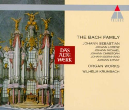 The Bach Family Organ Works