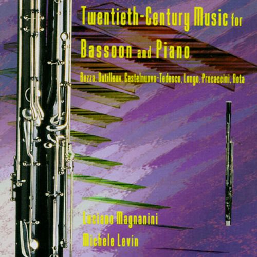 Twentieth Century Music for Bassoon and Piano