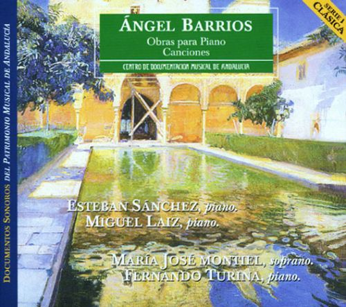 Barrios: Piano Works/Songs