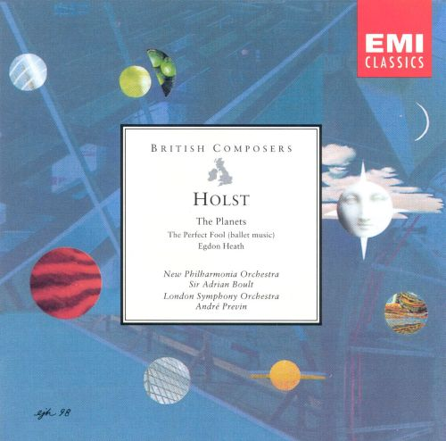 British Composers: Holst