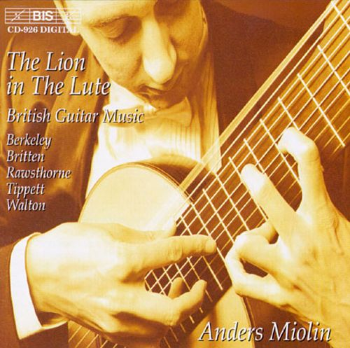 The Lion And The Lute: British Guitar Music