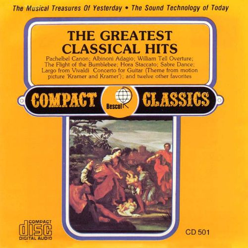 The Greatest Classical Hits [Bescol]