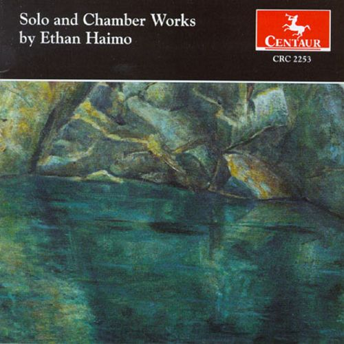 Solo and Chamber Works by Etha Haimo