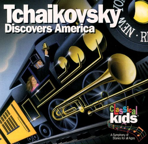 Image result for tchaikovsky discovers america