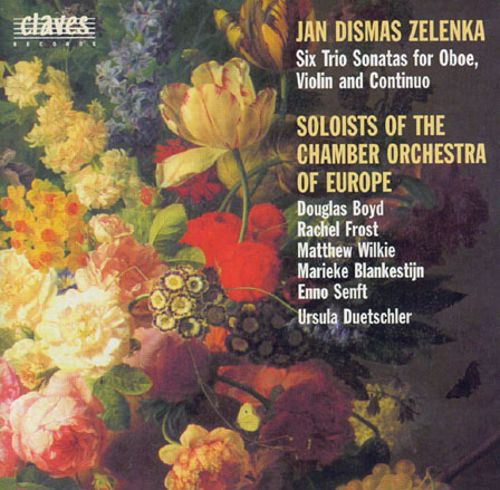 Jan Dismas Zelenka: Six Trio Sonatas for Oboe, Violin and Continuo