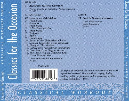 Classics for the Occasion: Classical Workout