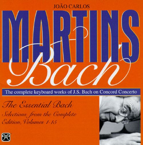 The Essential Bach-Selections From The Complete Edition Volumes 1-15