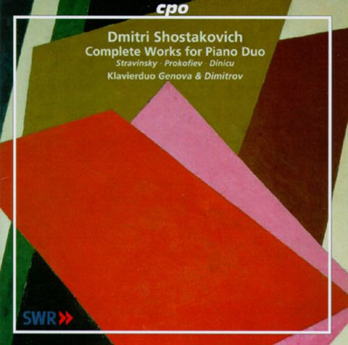 Shostakovich: Complete Works for Piano Duo