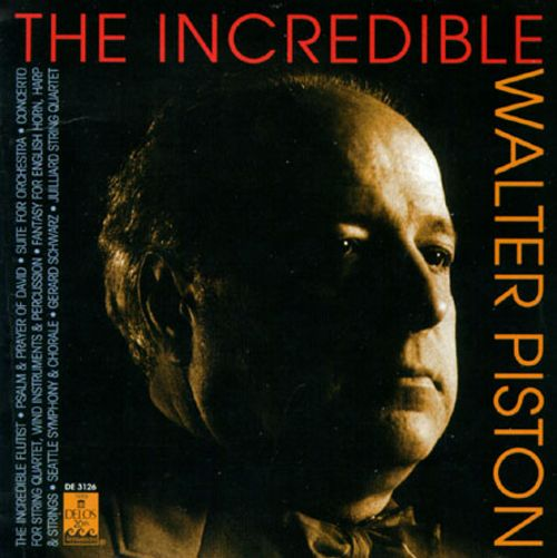 The Incredible Walter Piston
