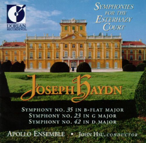 Symphonies for the Esterhazy Court