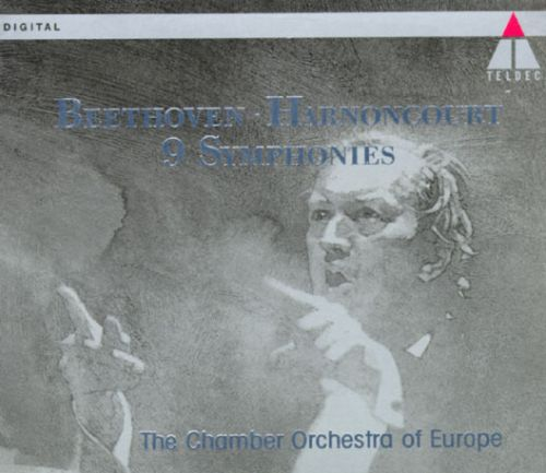 Beethoven symphonies nos 1 9 chamber orchestra of for Chamber orchestra of europe
